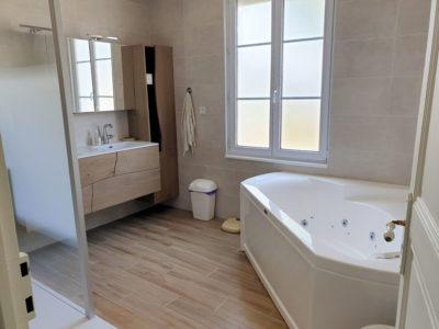 salle de bain confort elec